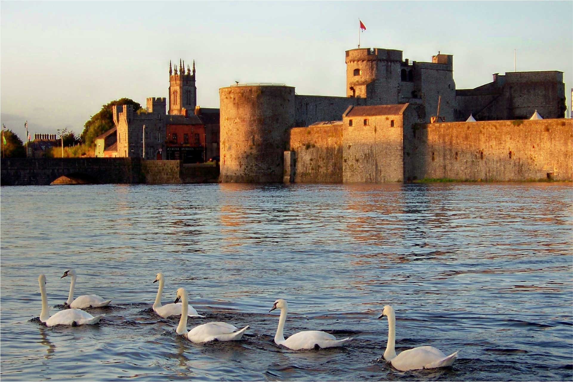 King Johns Castle Limerick City